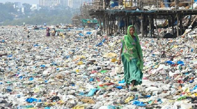 Het plastic afval probleem…EN DE OPLOSSING!
